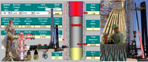 Free oilfield software