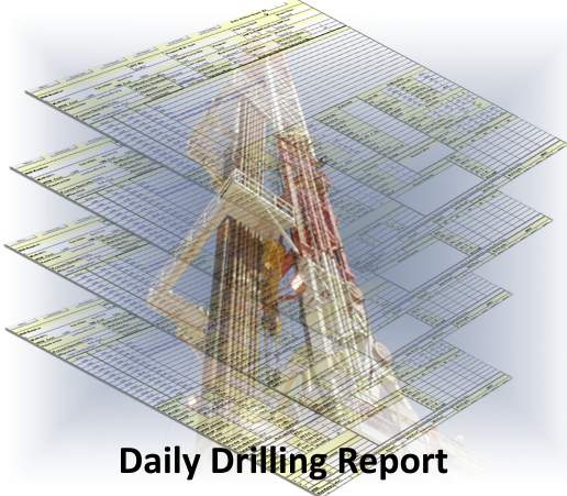 Daily Drilling Report